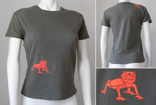 Geckoshirt_gigerdesign