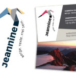 Logodesign und Visitenkarten JZ